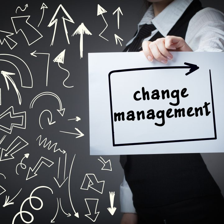 Change – A dirty word